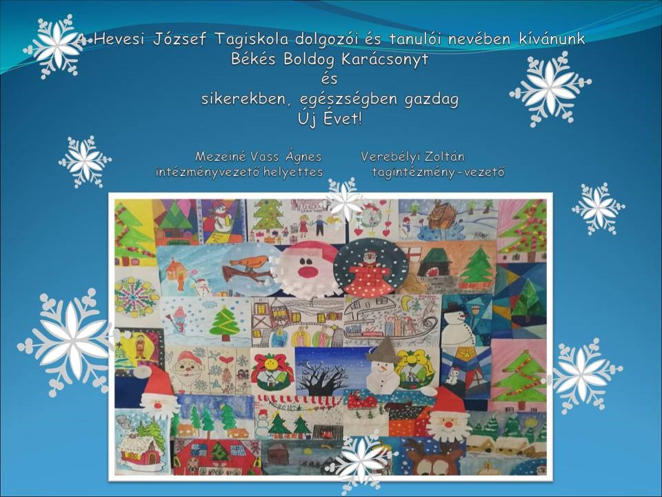 Karácsonyi üdvözlőlap (3)