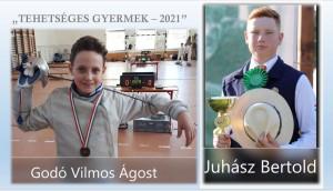Godó Vilmos és Juhász Bertold